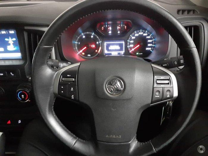 2017 Holden Colorado LS RG MY17 4X4 Dual Range Summit White