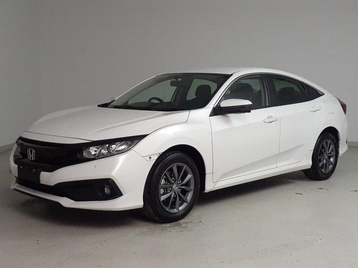 2019 Honda Civic VTi-S 10th Gen MY19 White