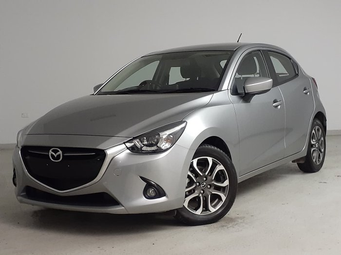 2017 Mazda 2 Genki DJ Series Aluminium