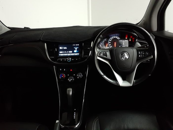 2018 Holden Trax LTZ TJ MY18 Absolute Red