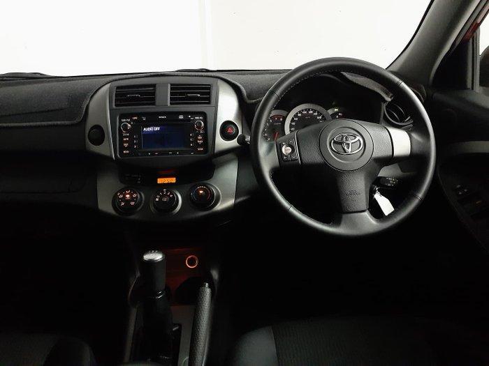 2011 Toyota RAV4 CV ACA38R MY11 Wildfire