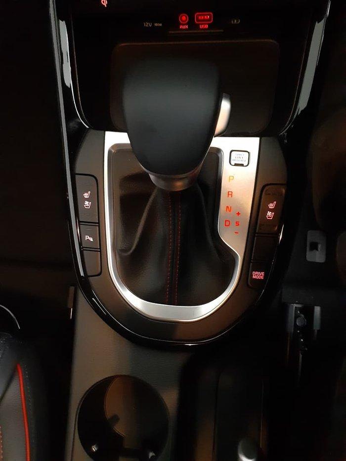 2020 Kia Cerato GT BD MY21 Snow White Pearl