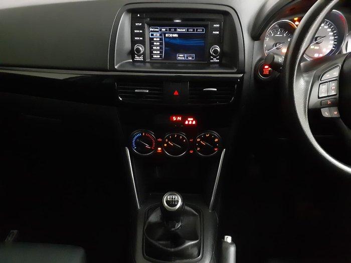 2012 Mazda CX-5 Maxx KE Series White