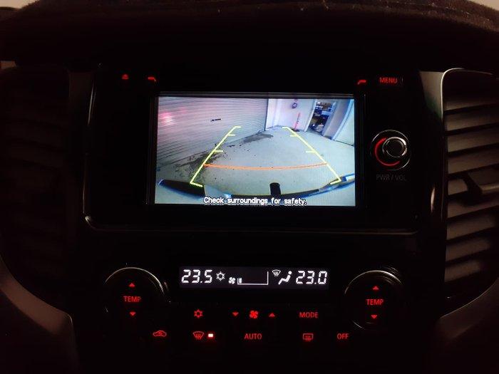 2015 Mitsubishi Triton GLS MQ MY16 4X4 Dual Range White