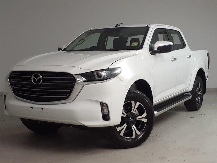2021 Mazda BT-50 XTR TF Ice White