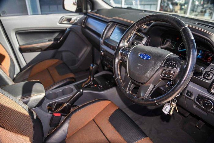 2016 Ford Ranger Wildtrak PX MkII 4X4 Dual Range Black