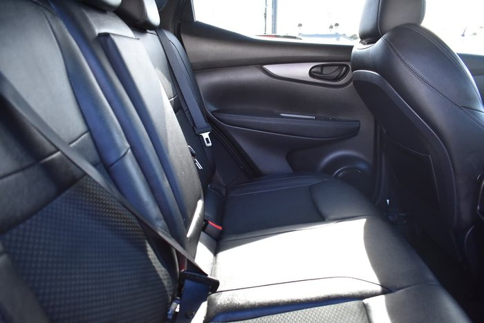 2018 Nissan QASHQAI ST-L J11 Series 2 Blue