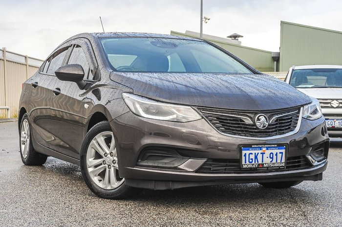 2017 Holden Astra LS BL MY17 Brown