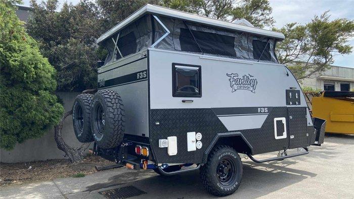 2021 Fantasy Caravan F3S-EB CONCEPT PACKAGE