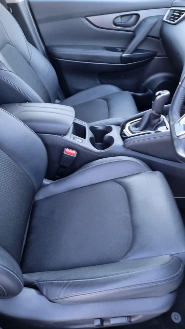2019 Nissan QASHQAI ST-L J11 Series 2 Vivid Blue