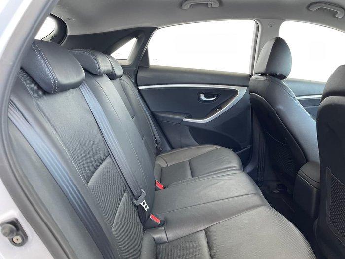 2014 Hyundai i30 SE GD2 MY14 White