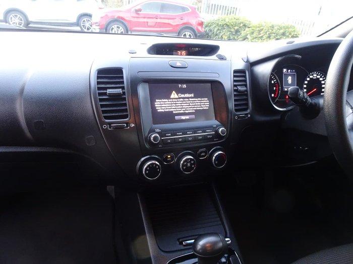 2017 Kia Cerato S Premium YD MY17 Temptation Red