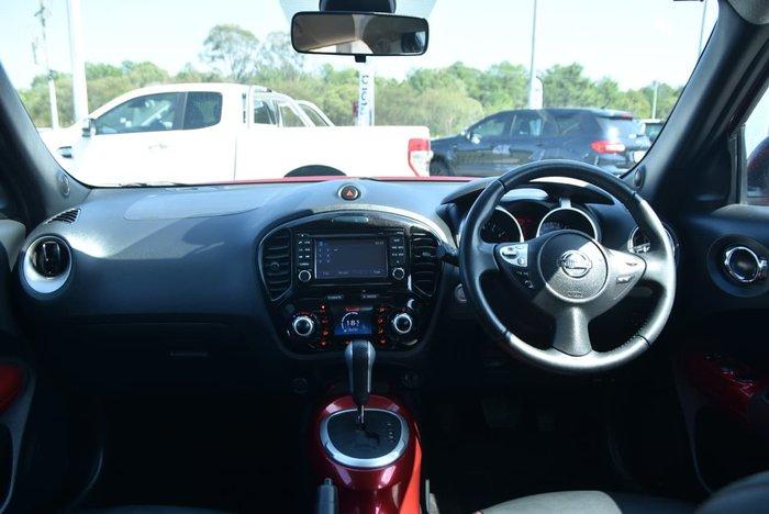 2015 Nissan JUKE Ti-S F15 Series 2 AWD Red
