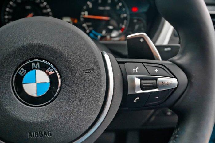 2018 BMW 4 Series 420i M Sport F36 LCI Blue