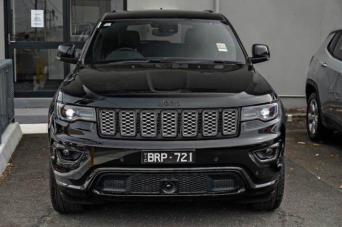 2021 Jeep Grand Cherokee Night Eagle WK MY21 4X4 Dual Range Black