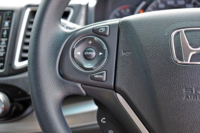 2014 Honda CR-V VTi RM MY15 Taffeta White