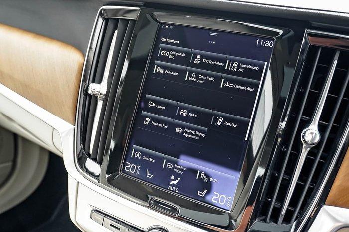 2016 Volvo S90 D5 Inscription MY17 AWD Grey