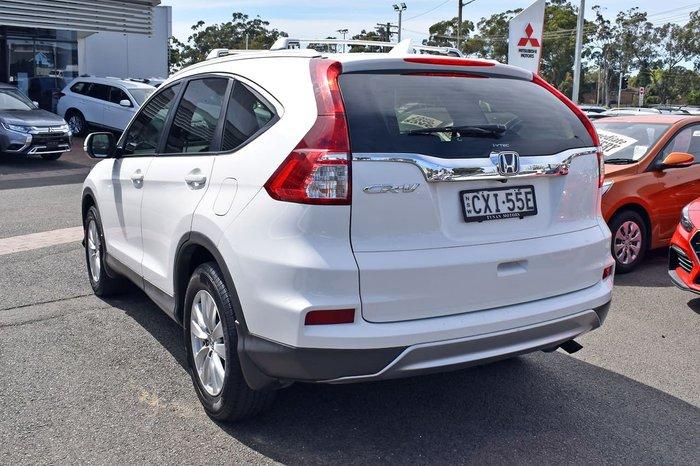 2014 Honda CR-V VTi RM MY15 White