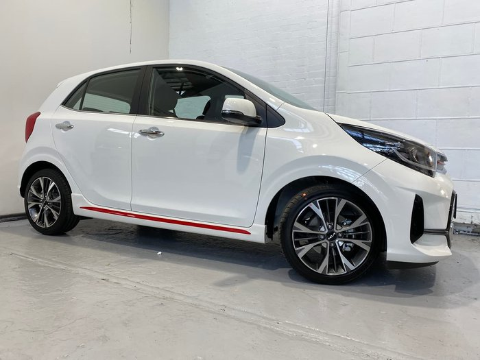 2021 Kia Picanto GT JA MY22 White