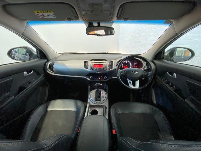 2015 Kia Sportage Si Premium SL MY15 Grey