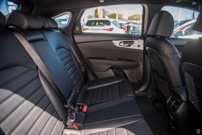 2021 Kia Cerato GT BD MY22 Horizon Blue