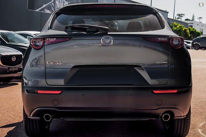 2021 Mazda CX-30 G20 Evolve DM Series Grey