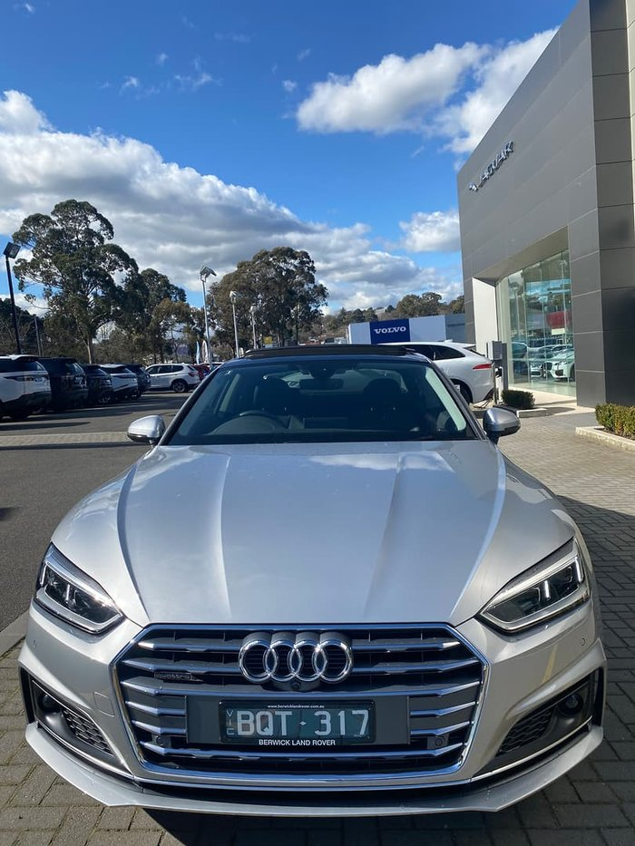 2019 Audi A5 45 TFSI sport F5 MY19 Four Wheel Drive Florett Silver