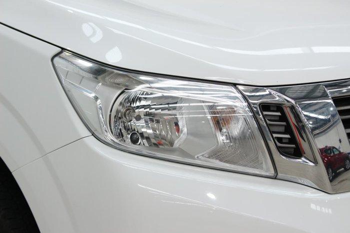 2019 Nissan Navara RX D23 Series 3 Polar White