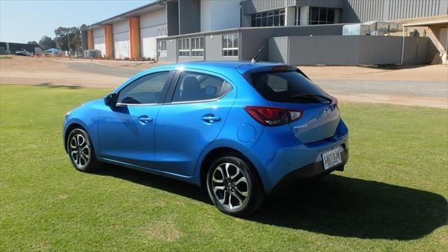 2016 Mazda 2 Genki DJ Series Blue