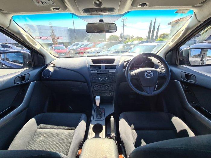 2016 Mazda BT-50 XT Hi-Rider UR Deep Crystal Blue