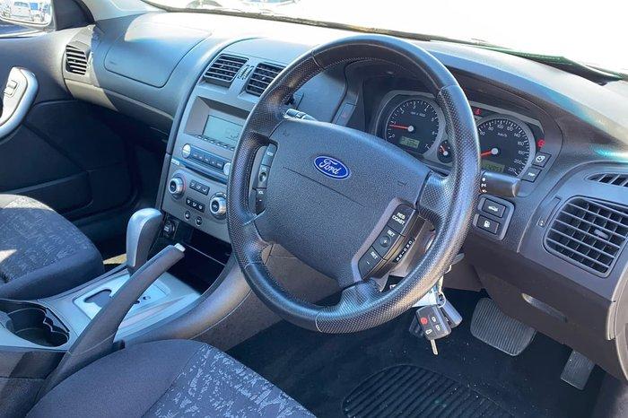 2006 Ford Falcon XT BF Mk II Grey