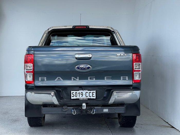 2013 Ford Ranger XLT PX 4X4 Dual Range Grey