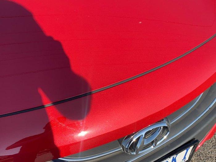 2014 Hyundai i30 Trophy GD2 MY14 Red