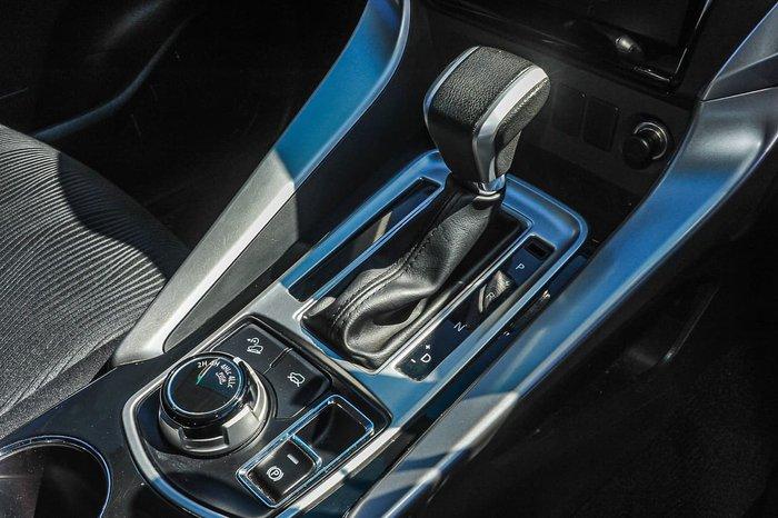 2016 Mitsubishi Pajero Sport GLX QE MY16 4X4 Dual Range Grey