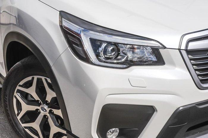 2019 Subaru Forester 2.5i S5 MY20 AWD White