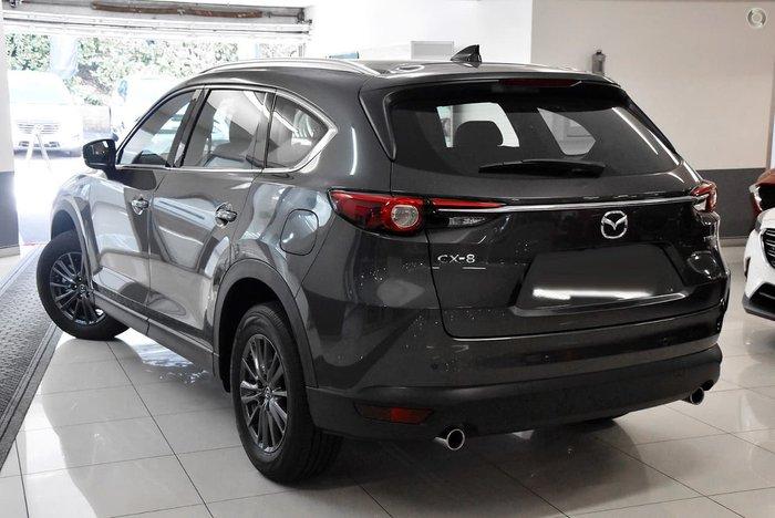 2021 Mazda CX-8 Touring KG Series Grey