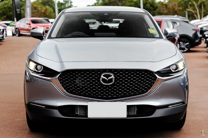 2021 Mazda CX-30 G20 Pure DM Series Silver