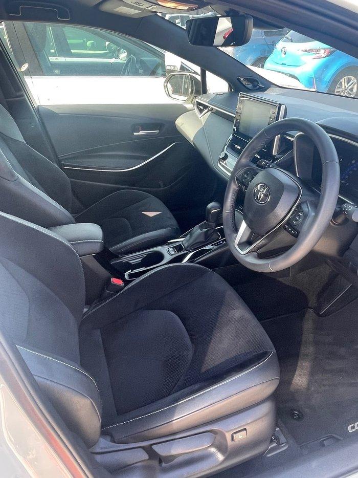 2019 Toyota Corolla ZR MZEA12R White