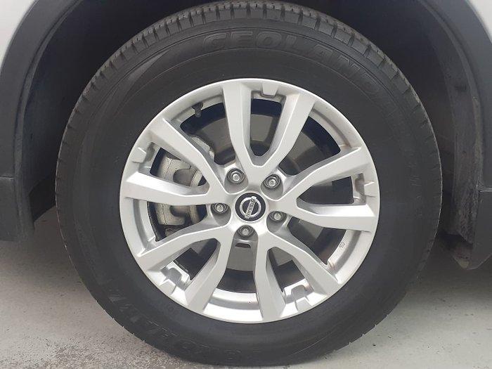 2017 Nissan X-TRAIL ST-L T32 Brilliant Silver