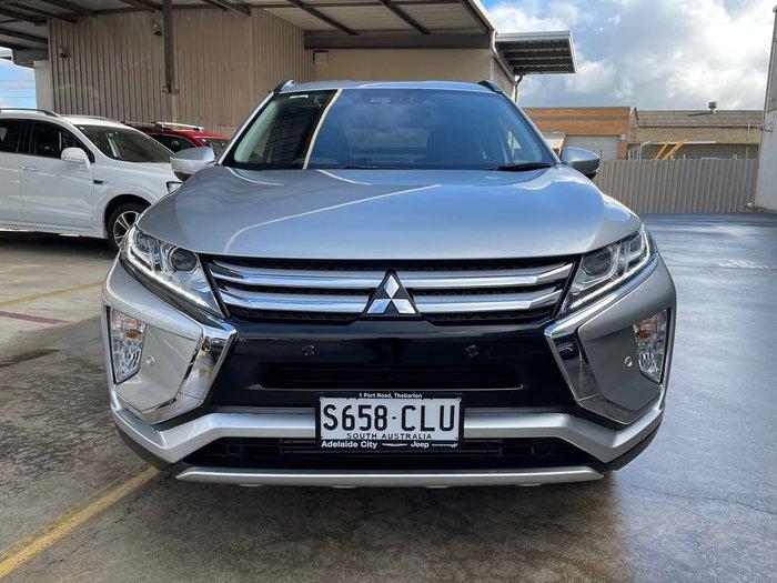 2019 Mitsubishi Eclipse Cross LS YA MY19 Silver