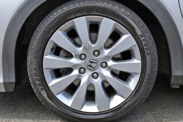 2012 Honda Civic VTi-S 9th Gen Alabaster Silver