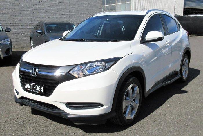 2017 Honda HR-V Limited Edition MY17 White
