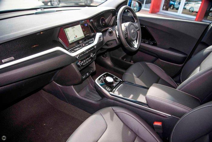 2021 Kia Niro EV Sport DE MY21 Yacht Blue