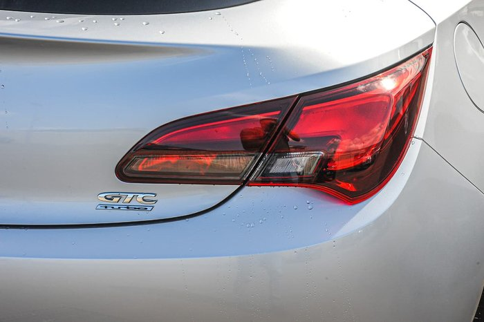 2013 Opel Astra GTC AS Silver