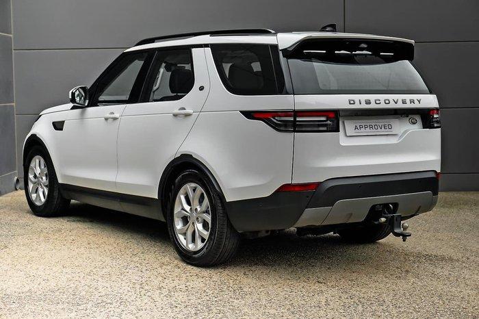 2017 Land Rover Discovery SD4 SE Series 5 MY17 4X4 Dual Range White