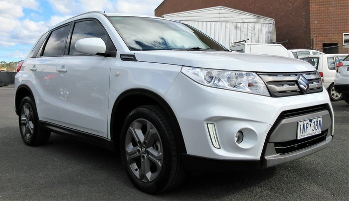 2018 Suzuki Vitara RT-S LY White