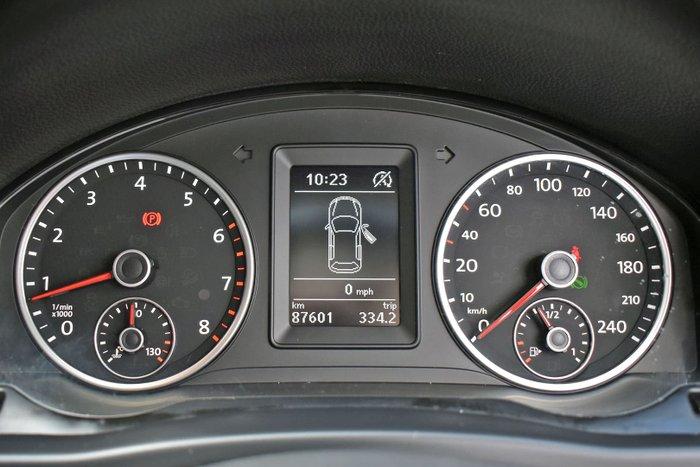 2015 Volkswagen Tiguan 118TSI 5N MY15 Pepper Grey