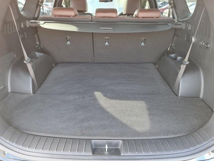 2018 Hyundai Santa Fe Highlander TM MY19 4X4 On Demand Phantom Black