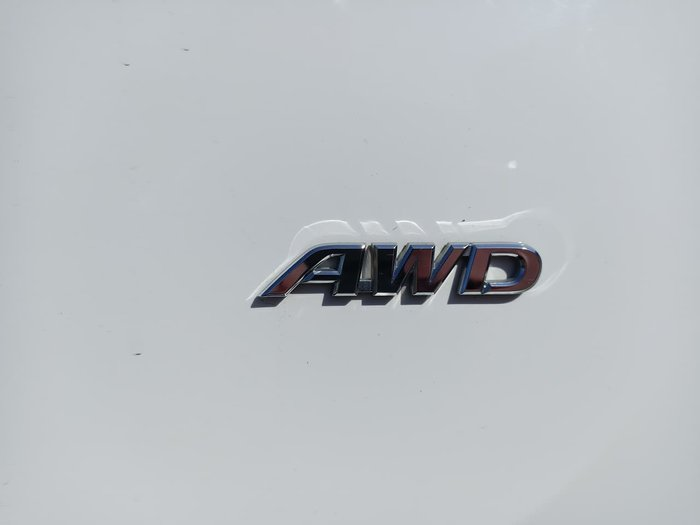 2017 Toyota RAV4 GX ASA44R AWD White