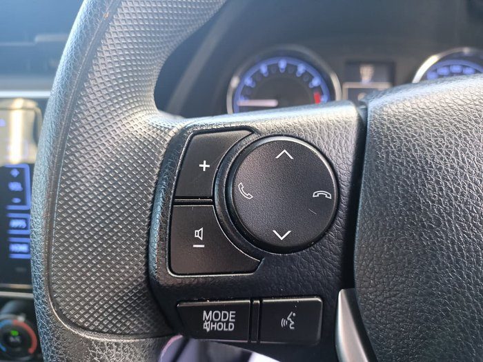 2017 Toyota Corolla Ascent ZRE172R Blue